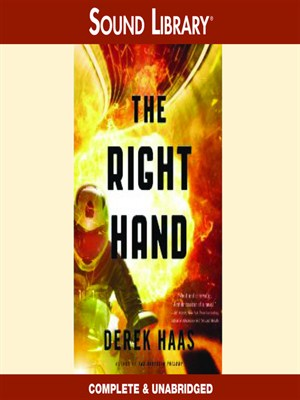 Click this cover for a(n) Audiobook sample of The Right Hand