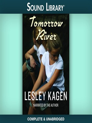 Click this cover for a(n) Audiobook sample of Tomorrow River.