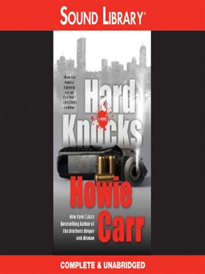 Click this cover for a(n) Audiobook sample of Hard Knocks.