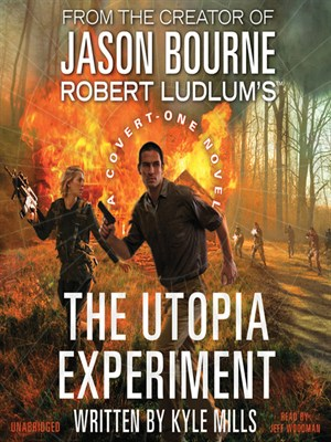 Click this cover for a(n) Audiobook sample of The Utopia Experiment.