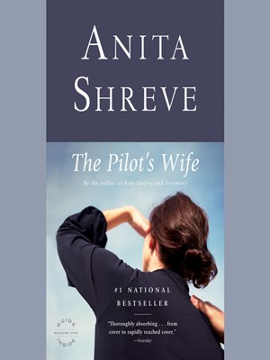 Click this cover for a(n) Audiobook sample of The Pilot's Wife.