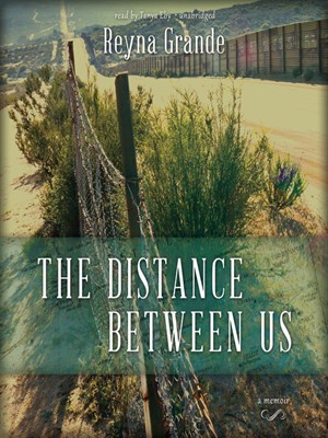 Click this cover for a(n) Audiobook sample of The Distance Between Us.