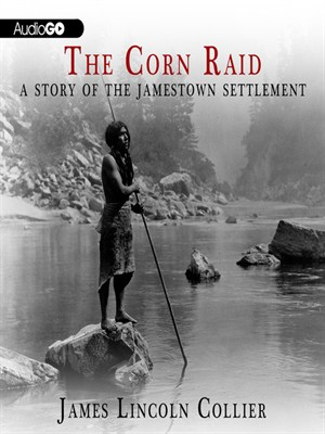 Click this cover for a(n) Audiobook sample of The Corn Raid.