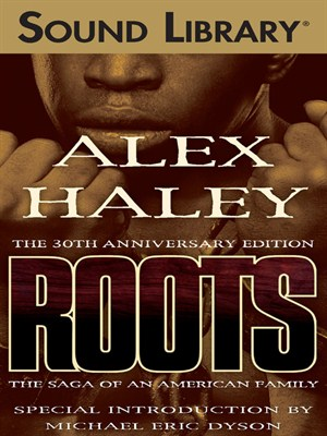 Click this cover for a(n) Audiobook sample of Roots.