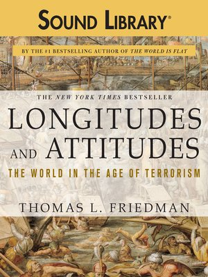 Click this cover for a(n) Audiobook sample of Longitudes and Attitudes.