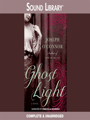 Click this cover for a(n) Audiobook sample of Ghost Light.
