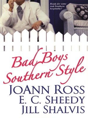 Click this cover for a(n) eBook sample of Bad Boys Southern Style.