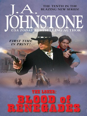 Click this cover for a(n) eBook sample of The Blood of Renegades
