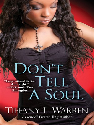 Click this cover for a(n) eBook sample of Don't Tell A Soul