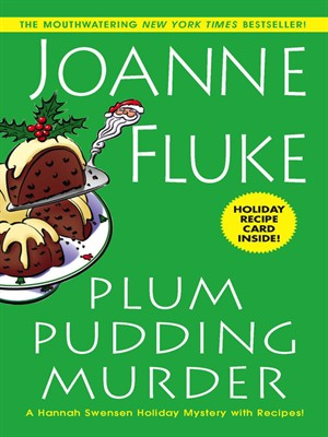 Click this cover for a(n) eBook sample of Plum Pudding Murder.