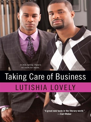 Click this cover for a(n) eBook sample of Taking Care of Business