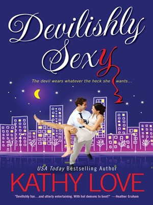 Click this cover for a(n) eBook sample of Devilishly Sexy.