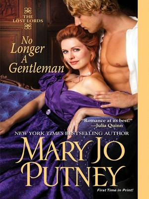 Click this cover for a(n) eBook sample of No Longer A Gentleman