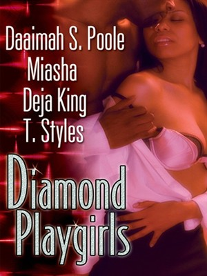 Click this cover for a(n) eBook sample of Diamond Playgirls