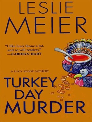 Click this cover for a(n) eBook sample of Turkey Day Murder
