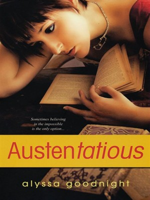 Click this cover for a(n) eBook sample of Austentatious.