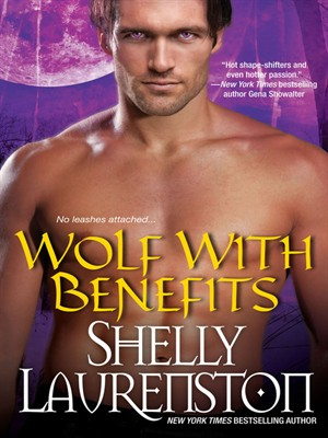 Click this cover for a(n) eBook sample of Wolf with Benefits.