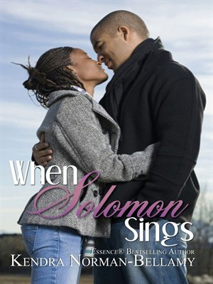 Click this cover for a(n) eBook sample of When Solomon Sings