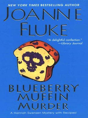 Click this cover for a(n) eBook sample of Blueberry Muffin Murder.