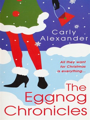 Click this cover for a(n) eBook sample of The Eggnog Chronicles.