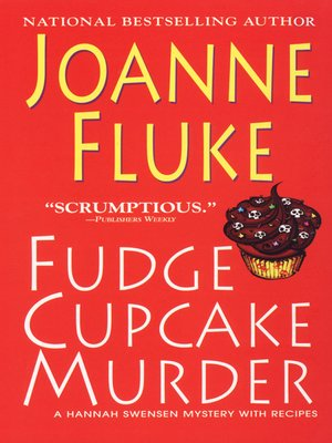 Cover of Fudge Cupcake Murder