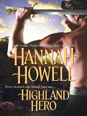 Click this cover for a(n) eBook sample of Highland Hero.