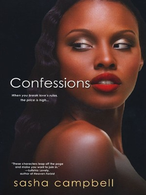 Click this cover for a(n) eBook sample of Confessions