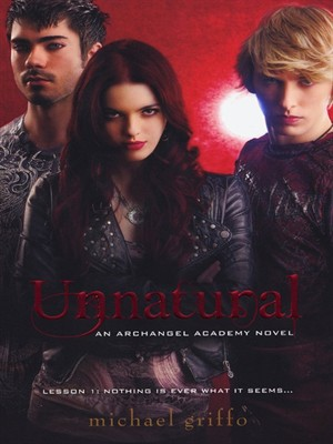 Click this cover for a(n) eBook sample of Unnatural