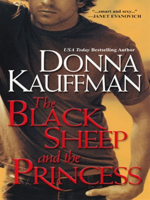 Click this cover for a(n) eBook sample of The Black Sheep And The Princess.