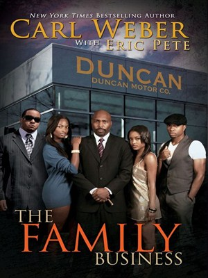 Cover of The Family Business