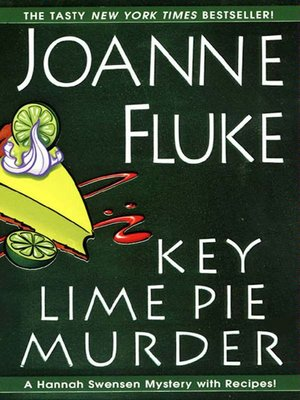 Click this cover for a(n) eBook sample of Key Lime Pie Murder.