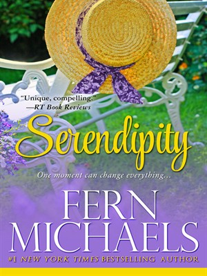 Click this cover for a(n) eBook sample of Serendipity