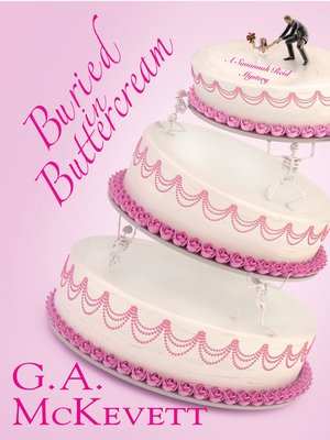 Click this cover for a(n) eBook sample of Buried In Buttercream