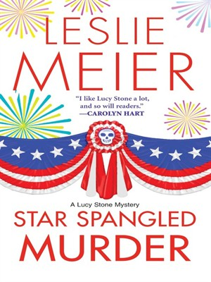 Click this cover for a(n) eBook sample of Star Spangled Murder.