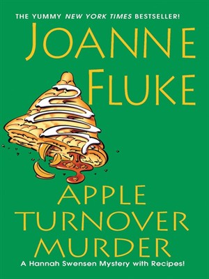 Click this cover for a(n) eBook sample of Apple Turnover Murder.