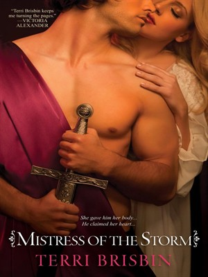 Click this cover for a(n) eBook sample of Mistress of the Storm