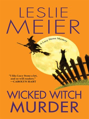 Click this cover for a(n) eBook sample of Wicked Witch Murder.