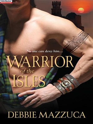 Click this cover for a(n) eBook sample of Warrior of the Isles.