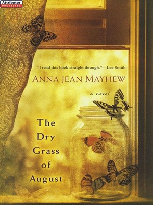 Click this cover for a(n) eBook sample of The Dry Grass of August