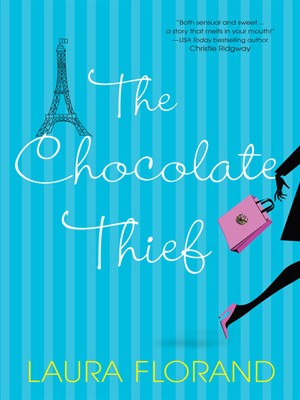 Click this cover for a(n) eBook sample of The Chocolate Thief