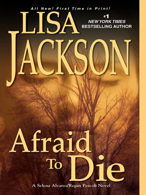 Click this cover for a(n) eBook sample of Afraid to Die