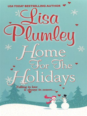 Click this cover for a(n) eBook sample of Home for the Holidays.
