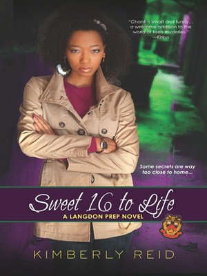 Click this cover for a(n) eBook sample of Sweet 16 to Life.