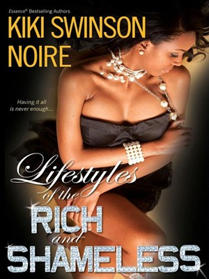 Cover of Lifestyles of the Rich and Shameless