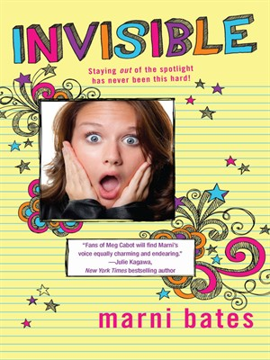 Click this cover for a(n) eBook sample of Invisible