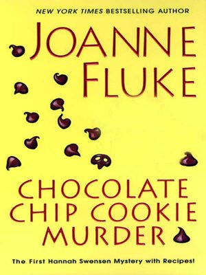 Click this cover for a(n) eBook sample of Chocolate Chip Cookie Murder