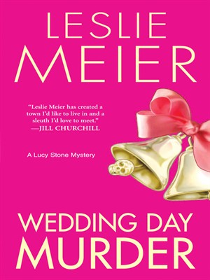 Click this cover for a(n) eBook sample of Wedding Day Murder