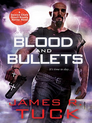 Click this cover for a(n) eBook sample of Blood and Bullets.