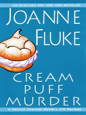 Click this cover for a(n) eBook sample of Cream Puff Murder