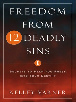 Cover of Freedom From Twelve Deadly Sins